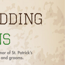 Charming Wedding Traditions Infographic