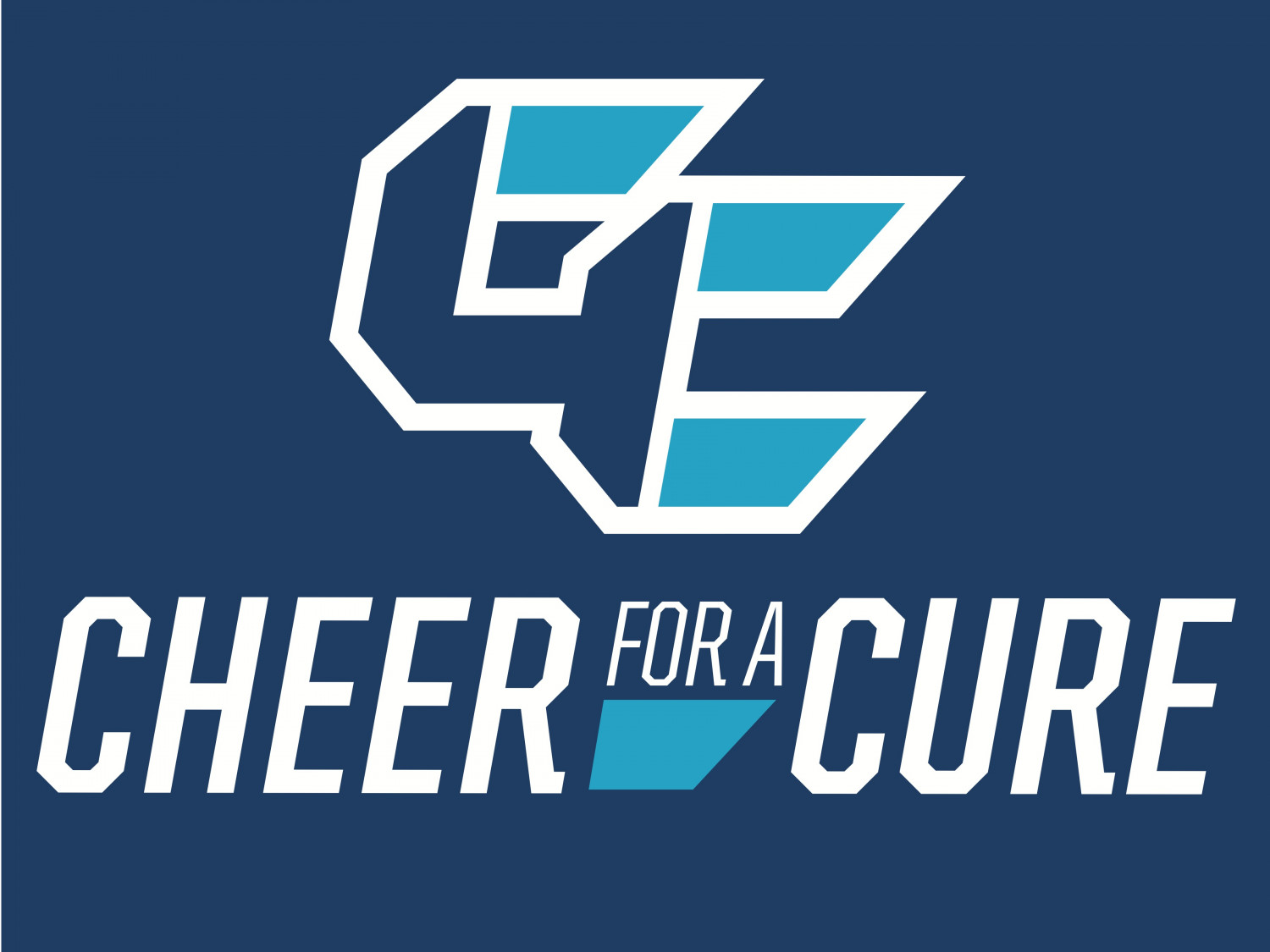 Cheer for a Cure Infographic