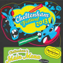 Cheltenham Festival 2013 Infographic