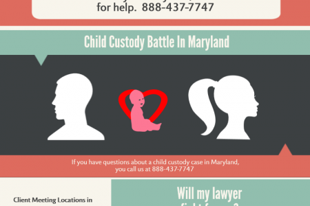 Child Custody Laws In Maryland Montgomery Lawyer  Infographic