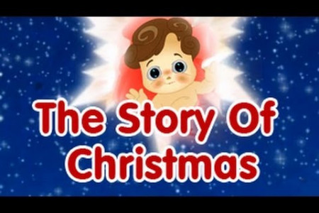 Christmas Story : Birth of Jesus Christ Infographic
