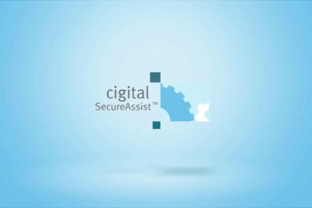 Cigital SecureAssist Infographic