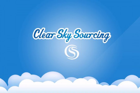 Clear Sky Sourching Infographic