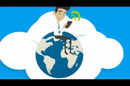 Cloud Hosting by Sarv Infographic