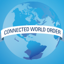 Connected World Order Infographic