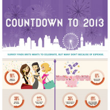 Countdown to 2013 Infographic