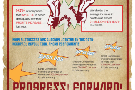 Data Revolution Infographic by QAS Infographic