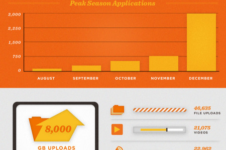 DecisionDesk Year In Review 2011 Infographic