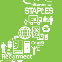 Dell Reconnect (business partners) Infographic