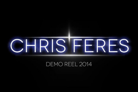 Chris Feres Demo Reel 2014 Infographic