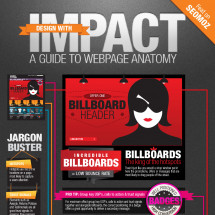 Design with Impact: A Guide to Webpage Anatomy Infographic