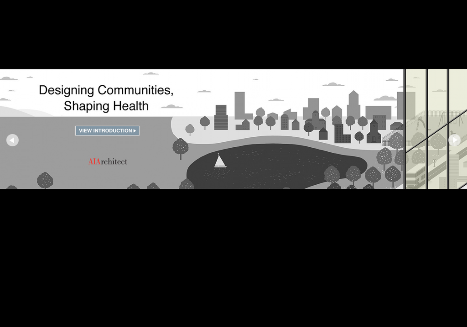 Designing Communities, Shaping Health Infographic