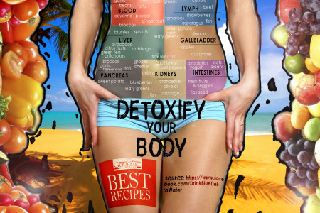 Detoxify Your Body Infographic