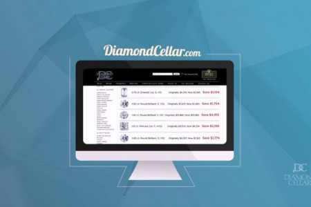 Diamond Cellar TV Spot Infographic