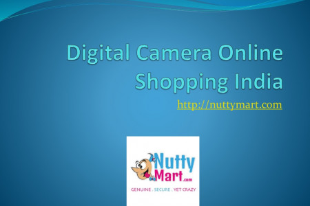 Digital camera online shopping/Price in  India  Infographic