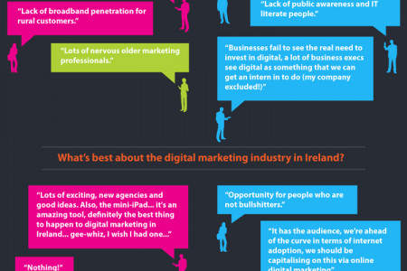 Digital Trends Survey Infographic