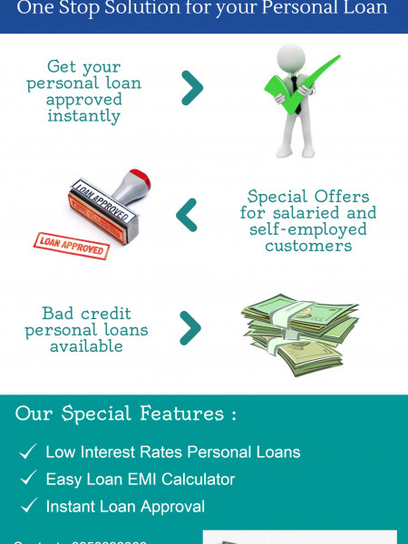 Direct Getaway to Personal Loans in Pune Infographic