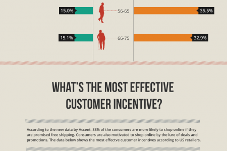 Discount Vs Free Shipping Infographic