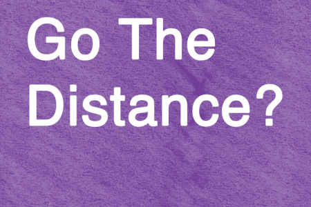 Do You Have The Grit To Go The Distance? Infographic