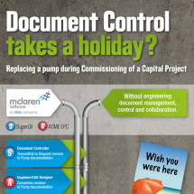 Document Control Takes a Holiday Infographic