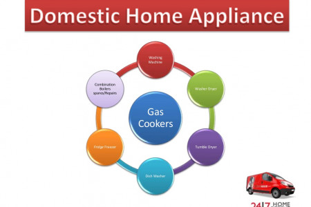 Domestic Appliances - Repairs and Reliability Infographic