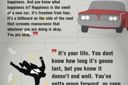 Don Draper Moments of Marketing Wisdom Infographic