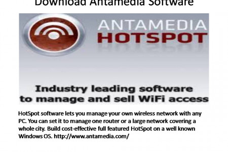 Download Antamedia Software Infographic