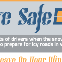 Drive Safe This Winter Infographic