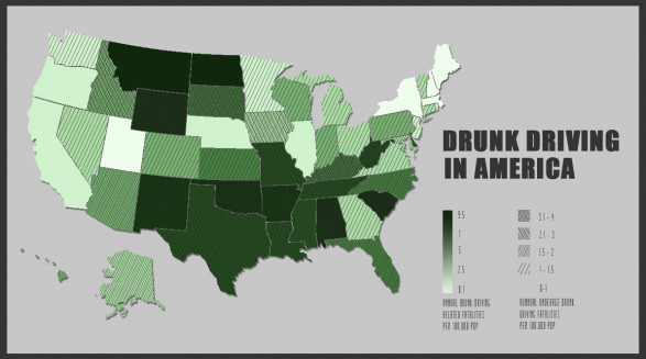 Drunk Driving in America