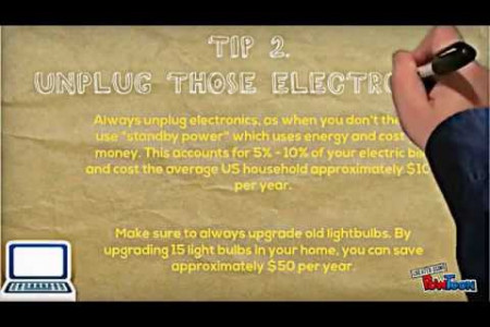 Earth Day 2014: Tips to Save on Energy from an Electrician  Infographic
