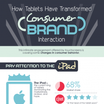 Ebriks-Consumer Interaction with any brand Infographic