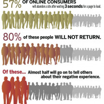 Ebriks-Online shopping consumer behaviour Infographic