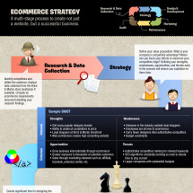 Ecommerce Strategy Infographic