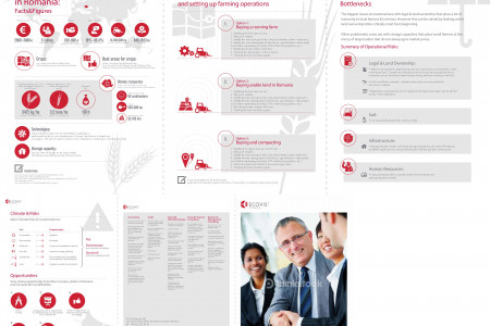 Ecovis _ Infographic business brochure  Infographic