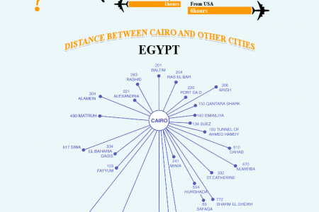 Egypt travel information Infographic