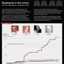 Elephants in the room Infographic