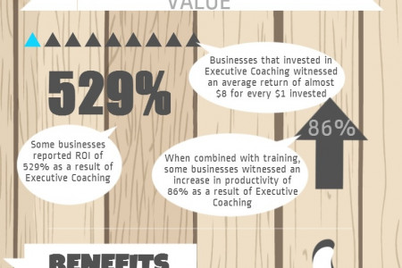 Executive Coaching Infographic