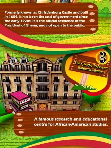 Experience the Finest Destination - Accra Infographics Infographic