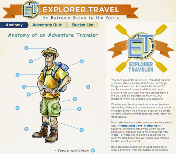 Explorer Travel: An Extreme Guide to the World
