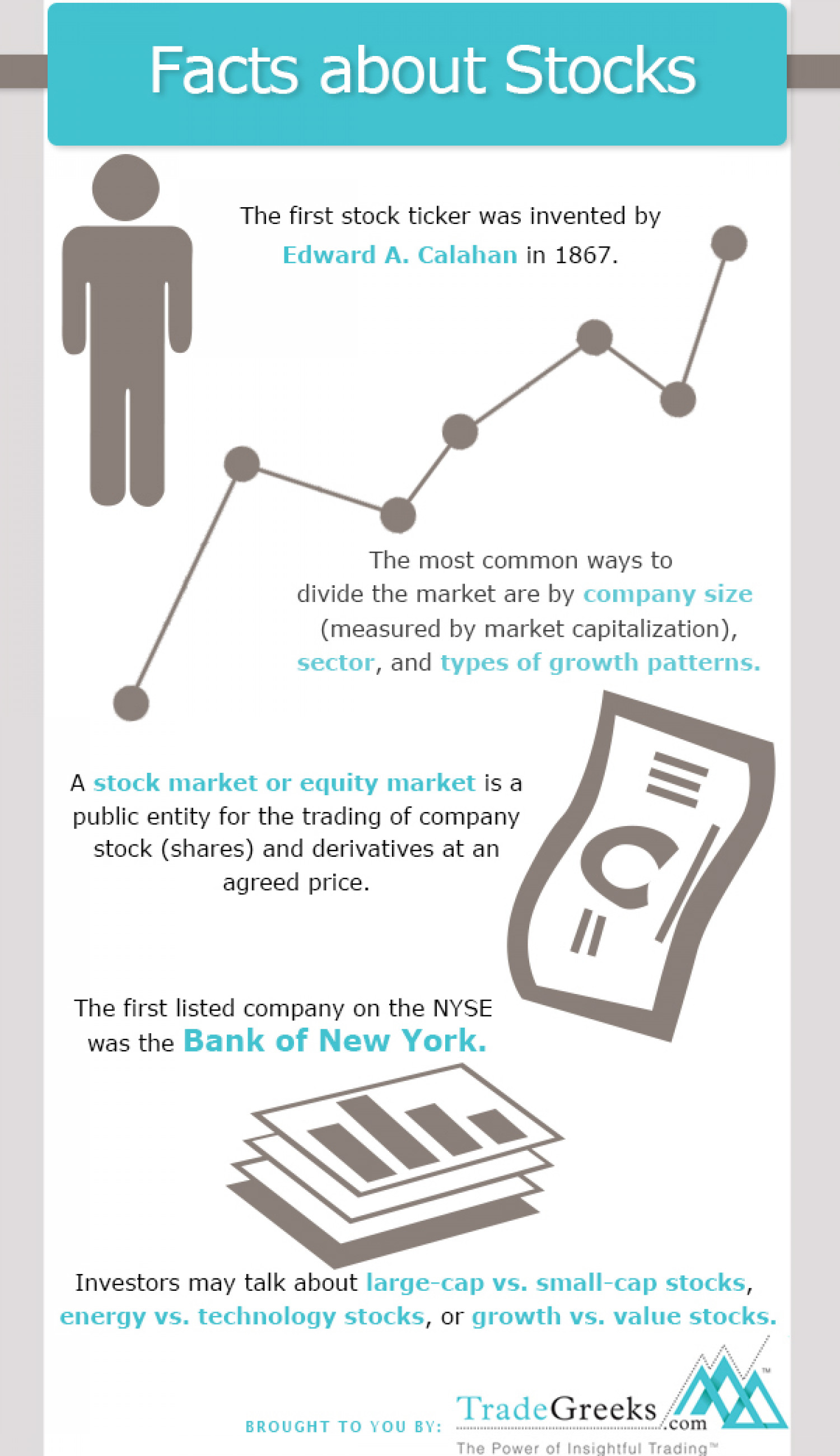Facts About Stocks Infographic