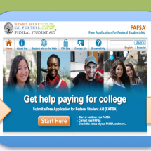 FAFSA Demystified - The Best Approach to Filling Out The FAFSA Infographic