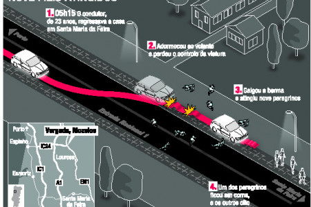 Faithfull roadkill Infographic