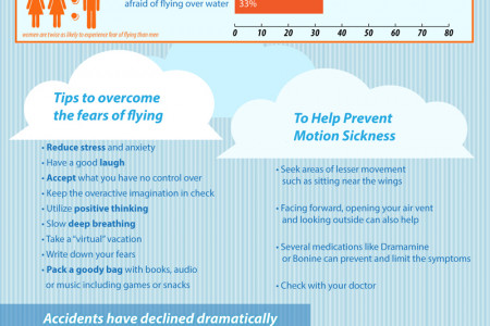 Fear of Flying: Overcoming Limitations Infographic