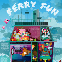 Ferry fun Infographic