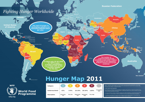 Fighting Hunger Worldwide