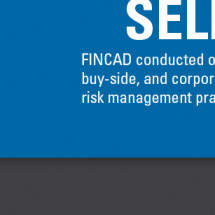 FINCAD 2012 Sell-Side Survey Infographic