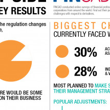 FINCAD: Buy-Side Survey Results Infographic