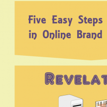Five Easy Steps to Success in Online Brand Protection Infographic
