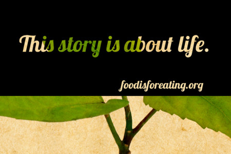 Food Is For Eating Infographic