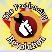 Freelance revolution Infographic